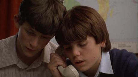 Classic Scene: Telephone Call