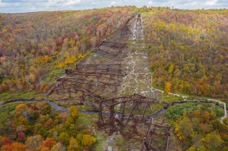 Kinzua Bridge State Park Should Be on a Pennsylvania Bucket List