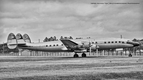 Lockheed L-1649A Super Constellation Starliner