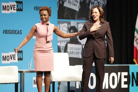 VP Candidate Kamala Harris Graces ESSENCE'S Election Digital Cover