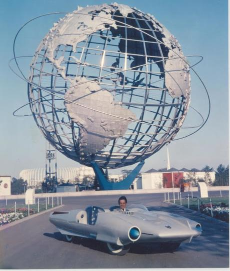 Everard Goes Back to the Future on Oct. 14 with 1960s Space Age Cars and Sculptural Art from Estate of John Bucci