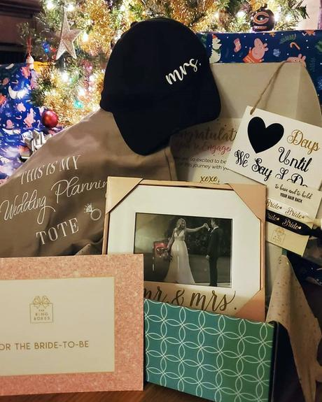 bridal boxes unboxing review the ring box