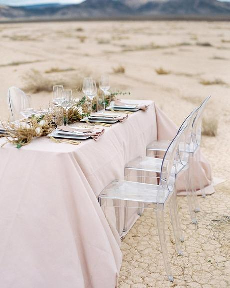 micro wedding venues glam reception in desert draper gray