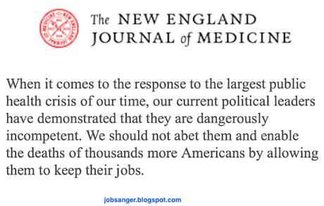 Prestigious Medical Journal Opposes Trump's Re-Election