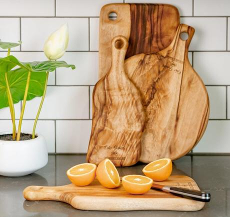 Fab Slabs Antibacterial Cutting Boards: The World's Most Hygienic Boards