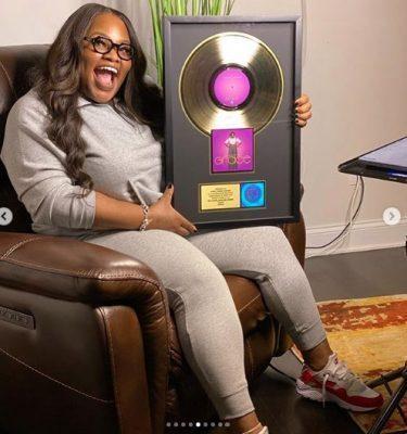 Tasha Cobbs Leonard's Royalty  Album Debuts At No. 1