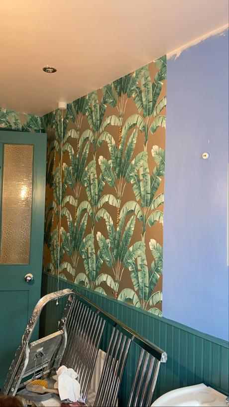 Palmaria wallpaper by Osborne & Little