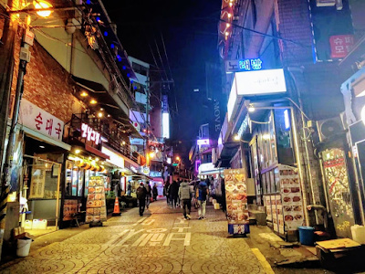 There's Something About... Seoul, South Korea!