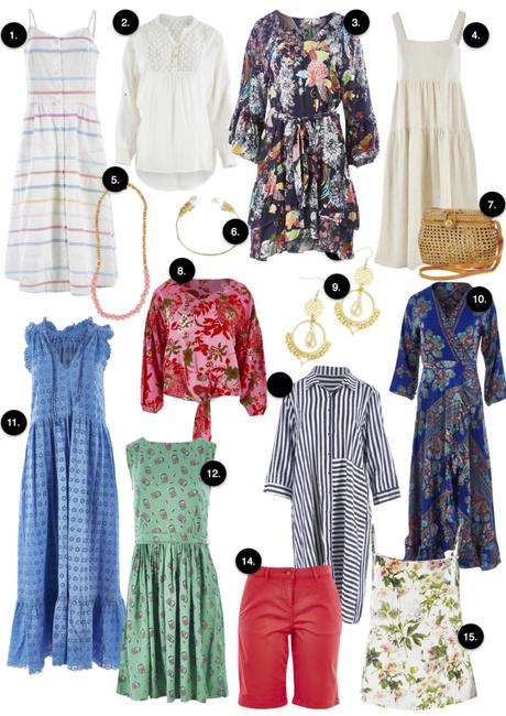 15 of my favourite Spring arrivals at Birdsnest