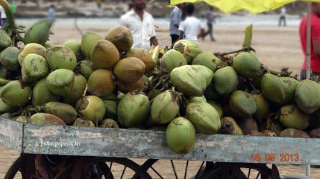 Ilaneer ... the tender coconut !