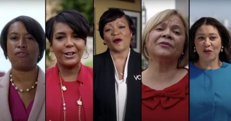 Black Mayors Take Over New Biden Campaign Ad