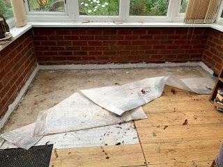 A conservatory update