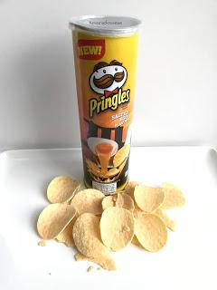 Pringles Salted Egg Review