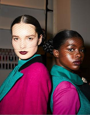 NYFW FW20/21- Extravagantly Bold and Bright Contrasts.