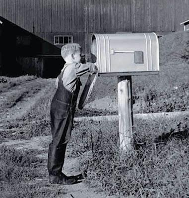 Our Long Love Affair with the US Mail