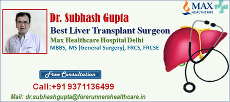 Dr. Subhash Gupta is Nationally-Recognized Liver Transplant Offering Excellent Clinical Outcomes