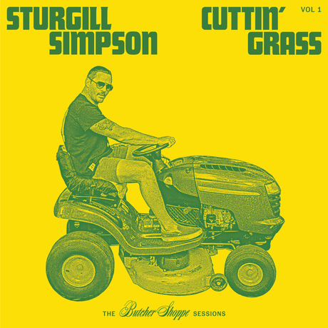 Sturgill Simpson, Cuttin' Grass Vol. 1 Album Review