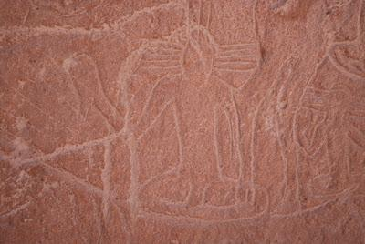 ANCIENT PETROGLYPHS IN THE ATACAMA DESERT OF CHILE, by Caroline Arnold at The Intrepid Tourist