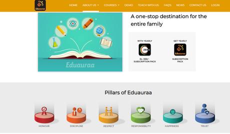 No Lockdown on Learning with Eduauraa.