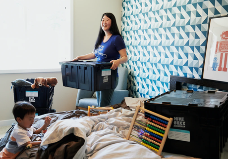 Helpful Moving Tips For First-Time Parents