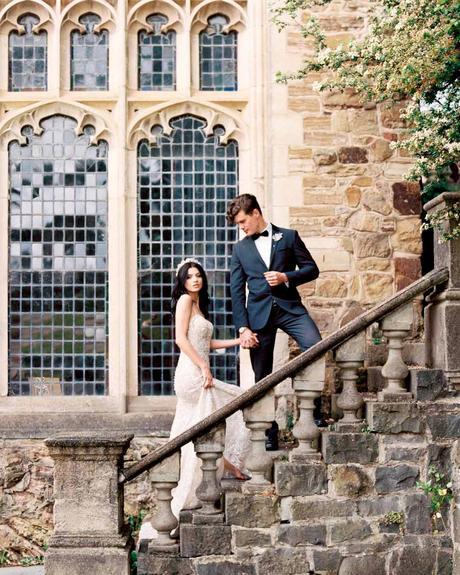 lucky wedding dates bride groom venue