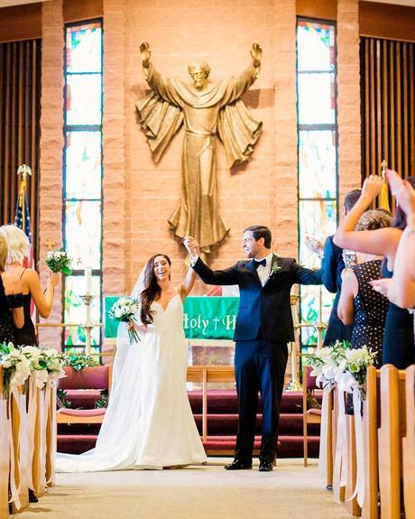 lucky wedding dates ceremony venue