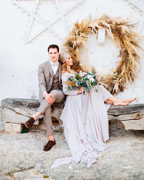 lucky wedding dates bride groom decor