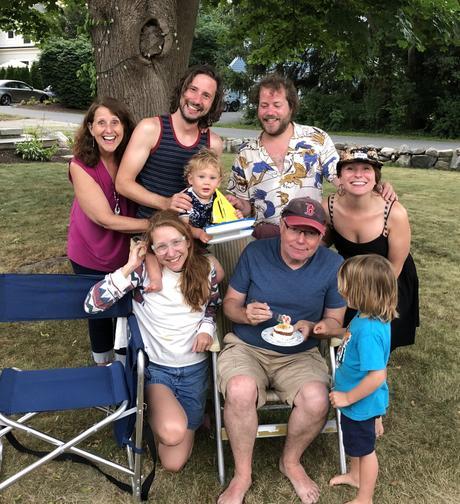 On Missing My Kids