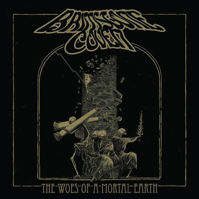 "BRIMSTONE COVEN - ""The Woes Of A Mortal Earth"" - (Ripple, 2020, Wheeling WV)"