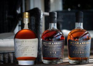 Never Delay Opening a Bottle of Milam & Greene Whiskey