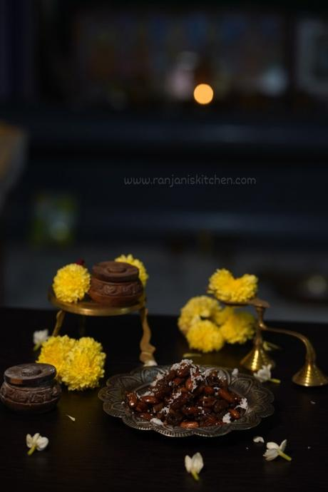 sweet rajma sundal recipe | easy sundal recipes