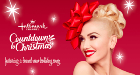 Gwen Stefani Partners With Hallmark For Countdown To Christmas Theme Song