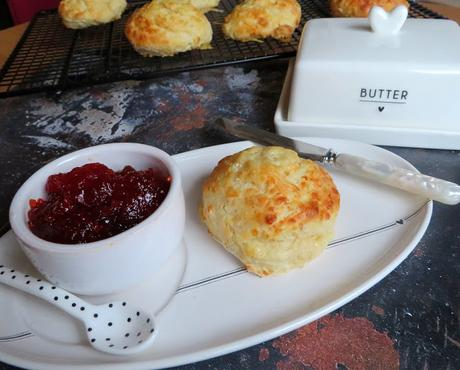 Mary Berry's Cheese Scones