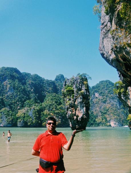 James Bond Island and Phang Nga Bay