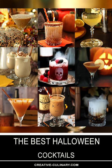 Best Halloween Cocktail Recipes