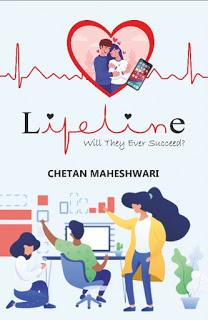 My Published Book: Lifeline- Will they ever succeed?