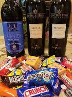Gonzalez Byass Sherry & Candy - A Halloween Treat