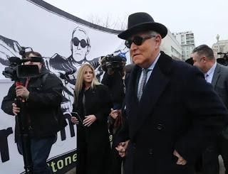 Roger Stone's acolytes prove they are both vulgar and stupid in string of foul-mouthed messages from cyber-harassment campaign against Legal Schnauzer