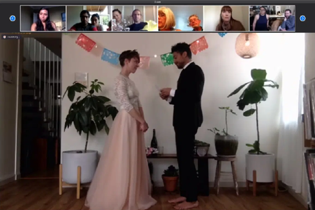 How to Live Stream a Wedding in 2020