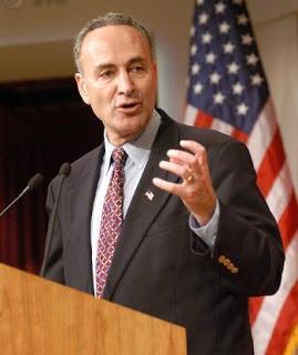 Schumer Promises Change/Progress If Democrats Elected