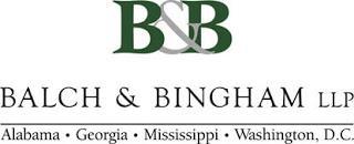 Balch Bingham Lawyer Joel Gilbert Provide