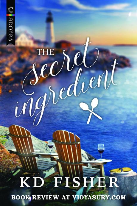 The Secret Ingredient by @kdfisher_author – Book Review
