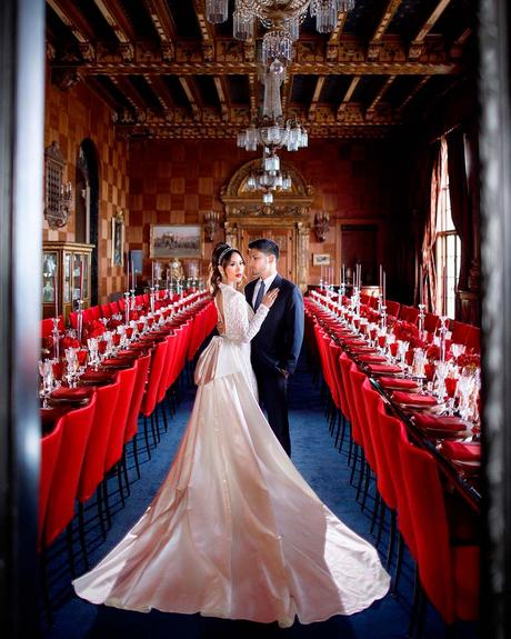 how to choose wedding colors venue