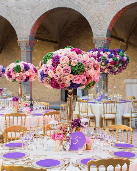 how to choose wedding colors flowers table decor