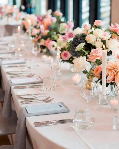 how-to-choose-wedding-colors-fall-table-decor-silver-beige-dove-gray-weddingsofdesire