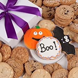 Image: Halloween Signature Cookie Gift Box - 12 Pc. | Brand: Lady Fortunes