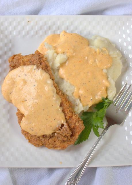 Chicken Fried Turkey Cutlets