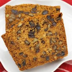Persimmon Quick Bread