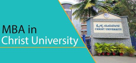 MBA in Christ University With Christ University Picture From CampusHunt.in