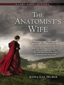 The Anatomist's Wife #BookReview #BriFri